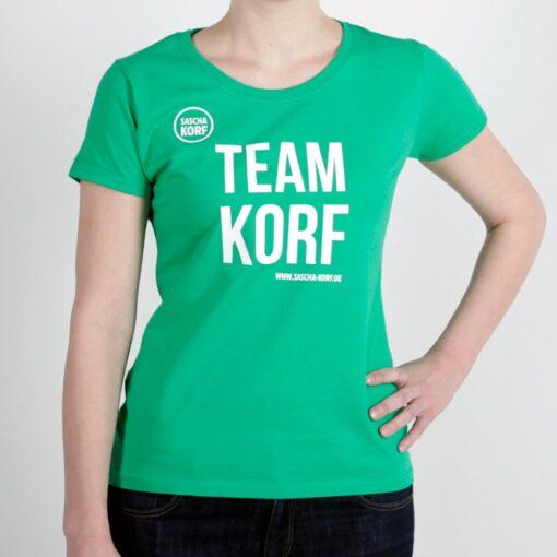 Damen Shirt Team Korf