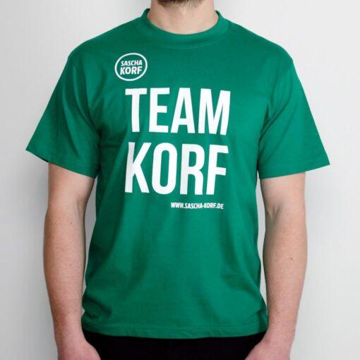 Herren Shirt Team Korf