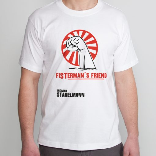Herren Shirt Fisterman's Friend