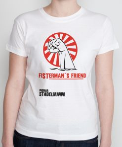 Damen Shirt Fisterman's Friend